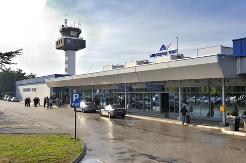 aerodrom tivat trend travel
